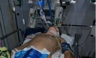 Thanh Hóa: Điều tra nghi vấn ô tô cố tình tông xe máy khiến 2 thanh niên nguy kịch