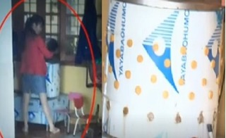 Vụ giáo viên dọa cắm điện, bế ngược học sinh thả vào máy vặt lông gà: Gia đình cháu bé không chuyển trường cho con