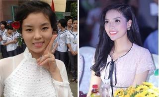 Nhan sắc thay đổi chóng mặt của hoa hậu Kỳ Duyên sau 2 năm đăng quang