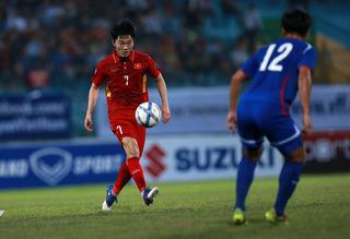 Gangwon ca ngợi Xuân Trường sau màn trình diễn ấn tượng trước Đài Loan