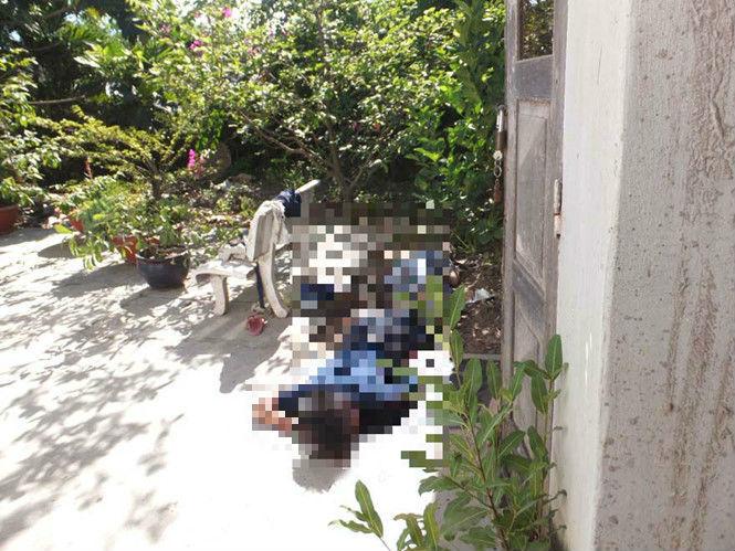 án mạng kinh hoàng ở Tiền Giang 1