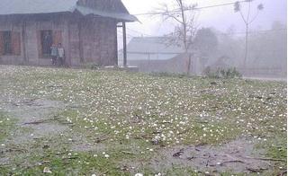 Không khí lạnh tiếp tục tăng cường, cảnh báo nguy cơ mưa đá