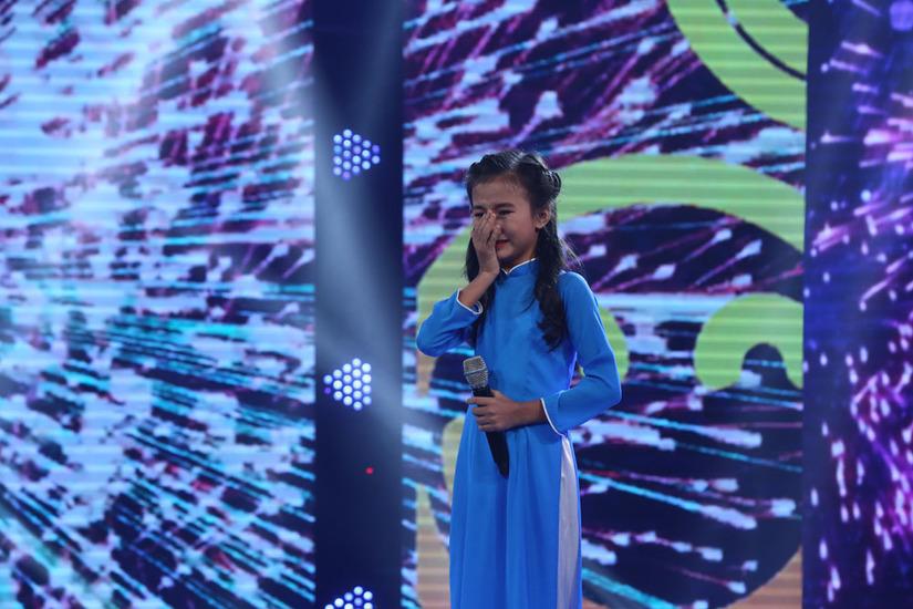 Cô bé 14 tuổi Phạm Thị Phương đến từ Nghệ An 3