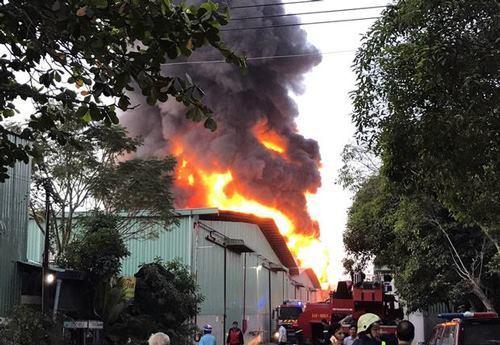 vụ nổ lớn ở Sài Gòn 3