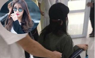 Eunji (A Pink) phải nhập viện ngay sau buổi biểu diễn ở Hà Nội