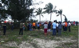 Đà Nẵng: Rủ nhau tắm biển, 3 nam sinh lớp 9 bị sóng cuốn trôi
