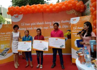 Vietnamobile trao 22 giải thưởng du lịch đến Hàn Quốc