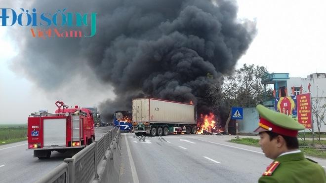 Tai nạn giao thông ở Quảng Xương Thanh Hóa 2