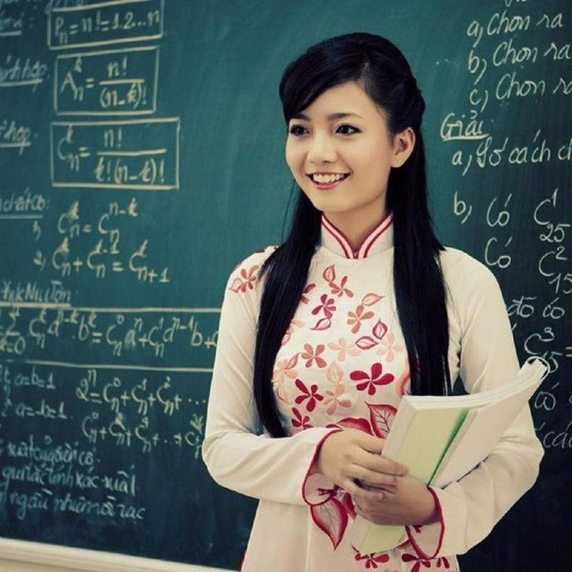Cô giáo Phan Hồng Anh 12
