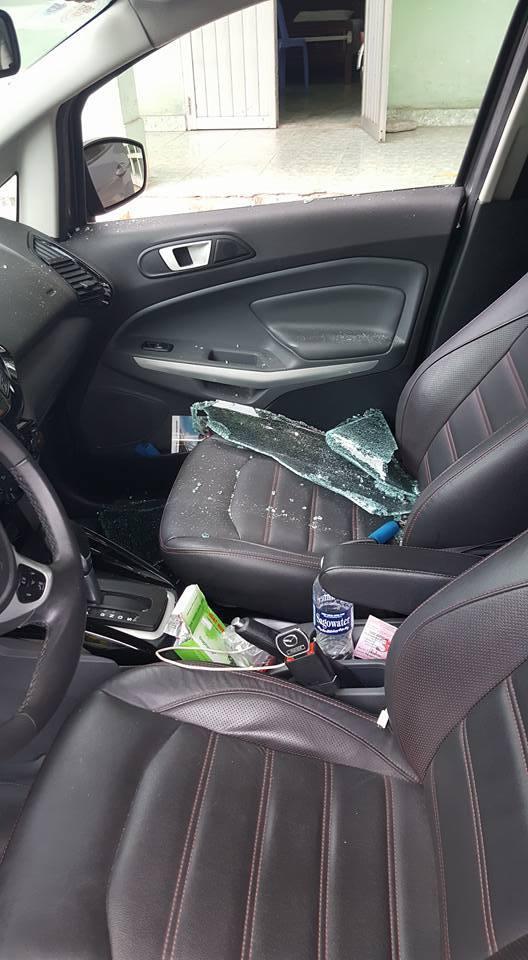 Trương Thế Vinh bị đập vỡ kính ôtô, cướp tài sản khi đi khám bệnh 2