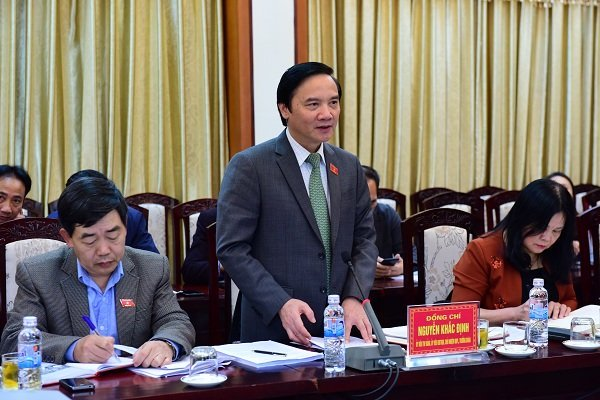 Bí thư Tỉnh ủy Hải Dương Nguyễn Mạnh Hiển