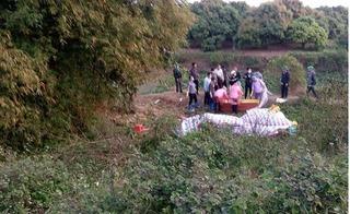 Phát hiện thi thể bị trói trong bao tải trôi sông: Nạn nhân đã mất tích gần chục ngày