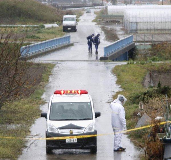 Bé gái 10 tuổi bị sát hại ở Nhật 2