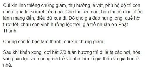 Cách cúng Tết Thanh Minh 5
