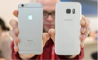 Samsung Galaxy S8/S8 Plus và iPhone 7/7 Plus: Cuộc chiến giữa hổ và voi