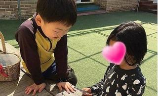 Soái ca nhí Song MinGuk bất ngờ được tổ chức