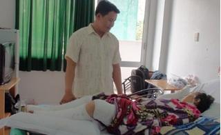 TP.HCM: Nổ trạm biến áp, một người đi đường bị bỏng nặng