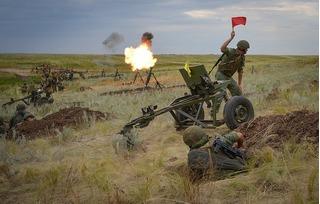 Sức mạnh vô song của Vệ binh quốc gia Nga dưới sự chỉ huy của Tổng thống Putin