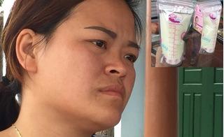 Thực hư vụ cộng đồng mạng bức xúc bà mẹ 9X cho sữa giả để trục lợi