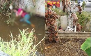 Thấy thiếu nữ chết đuối dưới kênh, cảnh sát lao đến giải cứu và