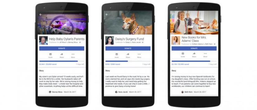 Tính năng mới của Facebook