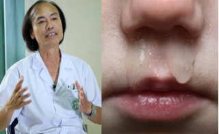 Trẻ có nguy cơ viêm não, nhiễm trùng huyết thậm chí tử vong do mẹ lạm dụng thuốc nhỏ mũi
