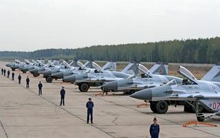 Những máy bay uy lực sấm sét sắp về với không quân Nga khiến đối thủ phải cảnh giác