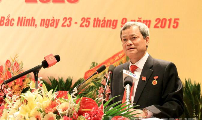 Chủ tịch tỉnh Bắc Ninh bị đe dọa 1