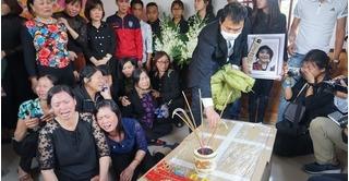 Sáng nay an táng bé gái người Việt chết ở Nhật, cảnh sát tiếp nhận thêm nhân chứng