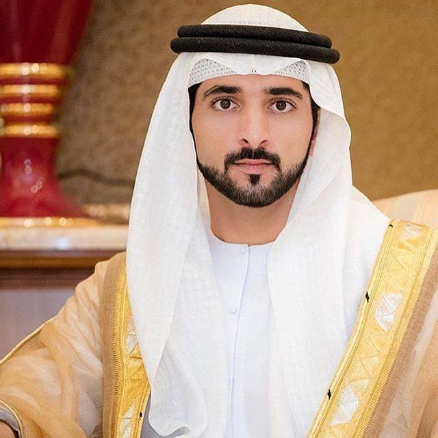 Thái tử Dubai 2