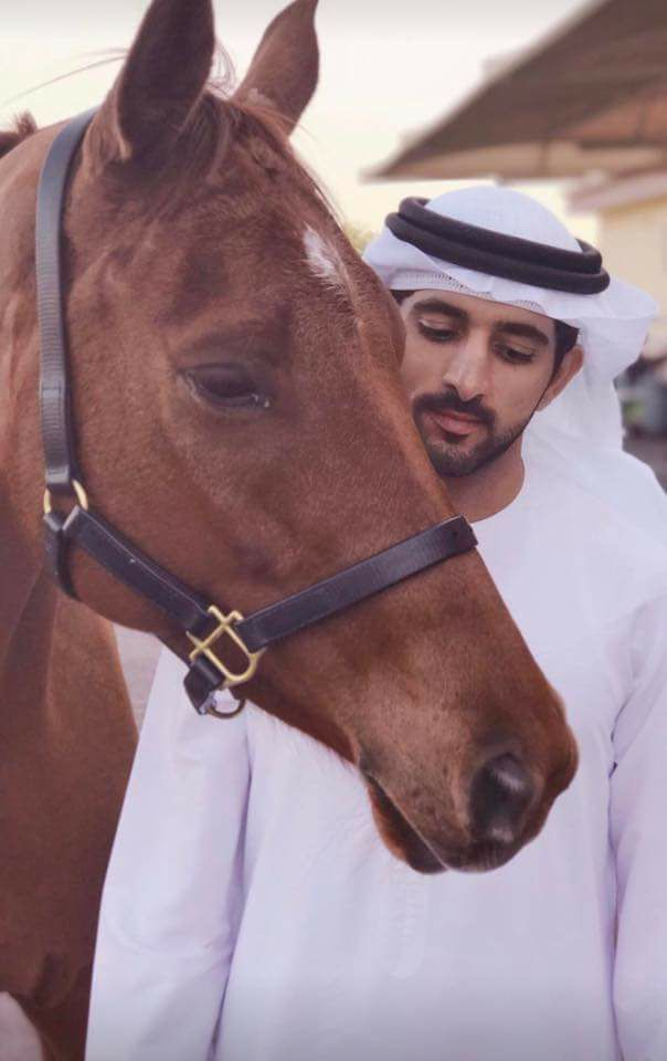 Thái tử Dubai 7