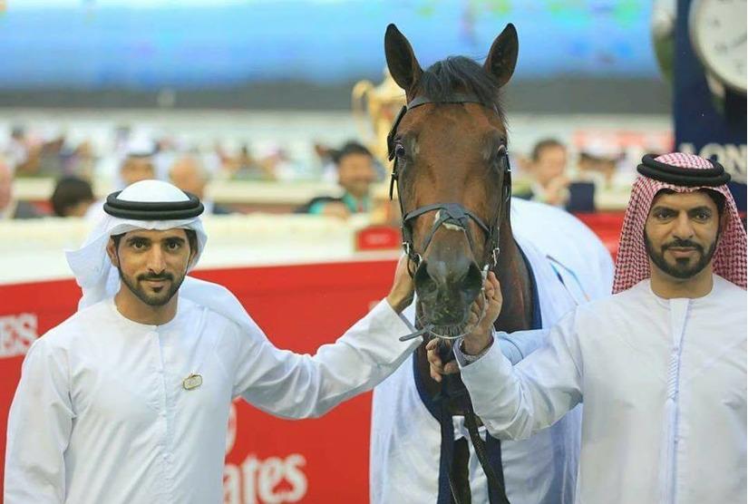 Thái tử Dubai 8