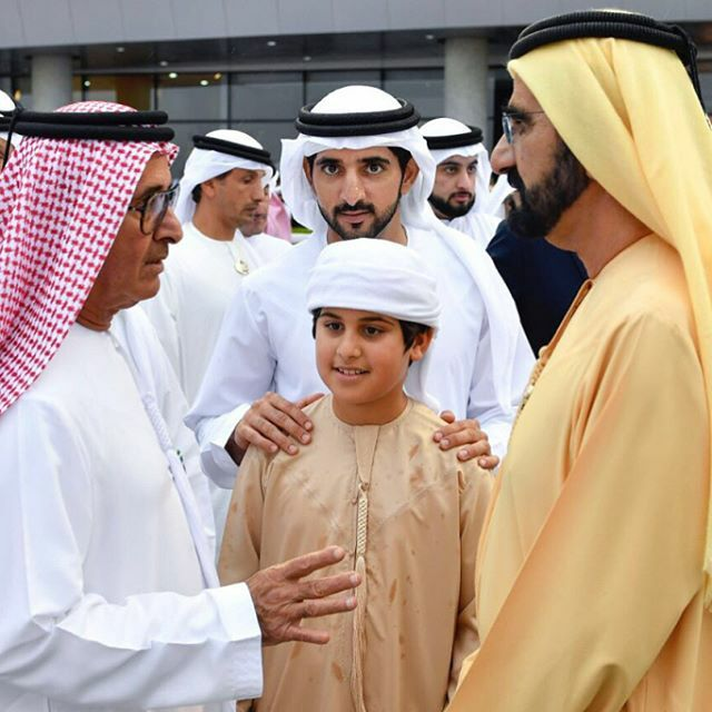 Thái tử Dubai 9