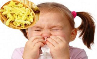 Mẹo hay trị chứng ngạt mũi cực đơn giản