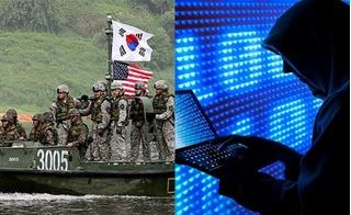 Có gì trong kế hoạch chiến tranh của Mỹ-Hàn mà tin tặc Triều Tiên vừa cuỗm?
