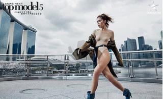 Asian's Next Top Model 2017: Minh Tú được khen có khí chất dù bị ngất