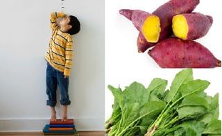 8 loại rau củ cực giàu canxi, mẹ nên cho con ăn hàng ngày để trẻ tăng chiều cao ầm ầm