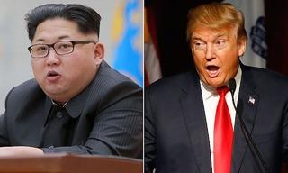 Bí ẩn mưu tính của ông Trump khi cử tàu sân bay áp sát Triều Tiên