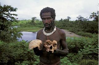 Điểm danh những bộ tộc ăn thịt người khét tiếng trên thế giới