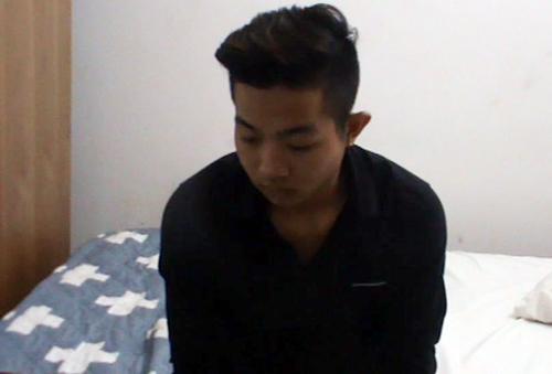 Đối tượng Khánh là ông chủ khách sạn với các chân dài bán dâm