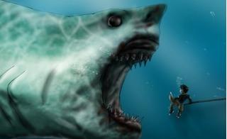 Những con quái vật cổ đại có kích thước gây choáng