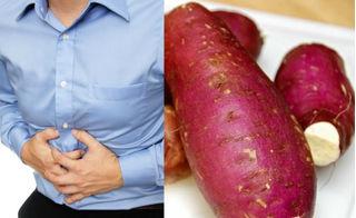 Khoai lang: Phương thuốc quý chữa viêm loét dạ dày cực hiệu quả