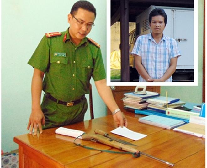 Chân dung hung thủ vụ trộm cắp tài sản và tang vật vụ án