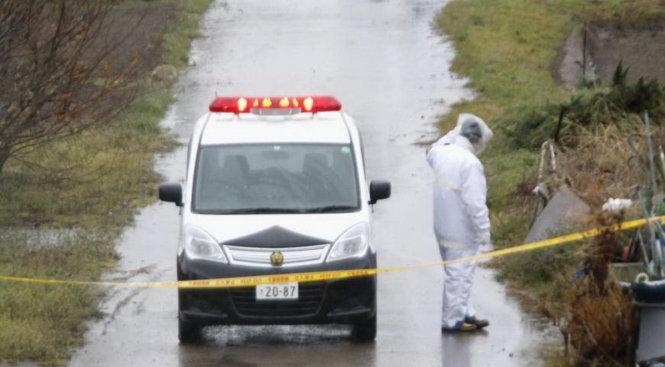 bé gái 10 tuổi bị sát hại