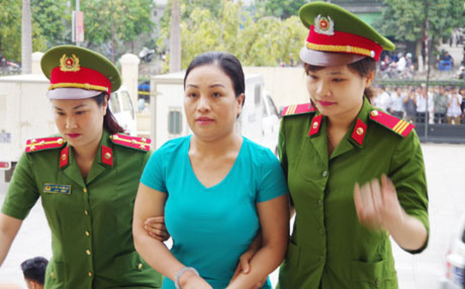 Bà trùm ma túy Lạng Sơn