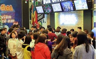 Khách hàng tẩy chay rạp chiếu phim Beta Clineplex Thanh Xuân vì mất điện liên tục