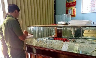 Vụ trộm 100 lượng vàng ở tiệm Kim Khánh: Bắt giữ nghi can thứ 2