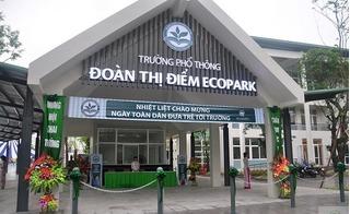 Phụ huynh Trường PT Đoàn Thị Điểm Ecopark phản đối cho con ăn ở trường vì nghi không đảm bảo vệ sinh thực phẩm