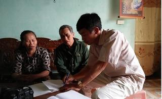 Thanh Hóa: Bí mật khó tin trong danh sách nhận tiền hỗ trợ làm nhà 167 cho dân nghèo