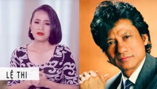 Clip con gái Chế Linh nức nở xin lỗi vì tố cha bỏ rơi suốt 37 năm